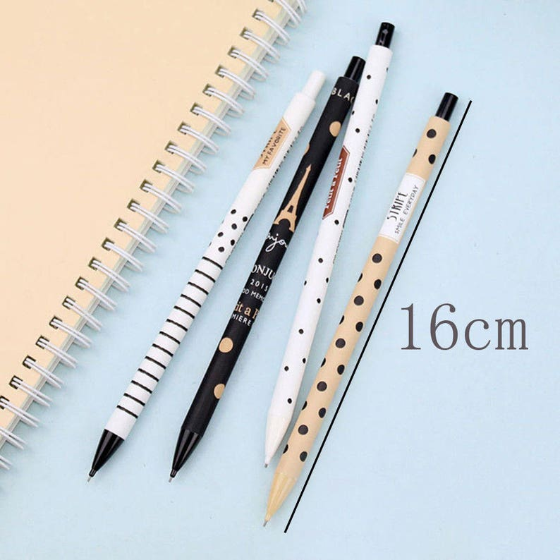Modern Mechanical Pencils  Cute Mechanical Pencils  Kawaii Mechanical Pencils  Cute Pencils  Kawaii Pencils  Cute Stationery  Lead