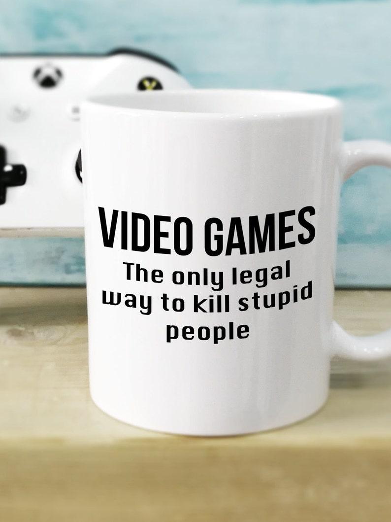 Gamer Gifts For Him Gaming Mug Nerd
