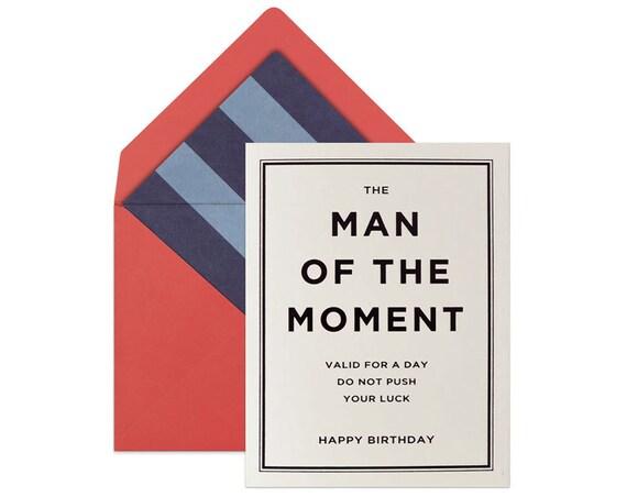 BIRTHDAY Card For MEN FUNNY Birthday Men Funny