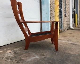 Cushman Vintage Lounge Chair