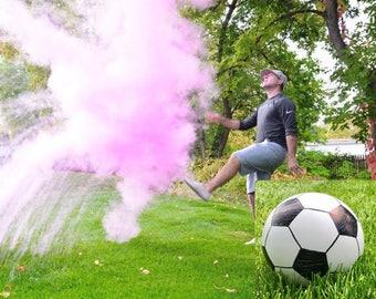 Soccer Ball Gender Reveal, Gender Reveal, Gender Reveal Ideas