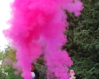 """18"""" POWDER Smoke Cannons for Gender Reveal!"""