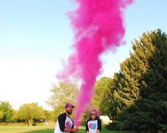 """Gender Reveal 18"""" Powder Cannons!"""
