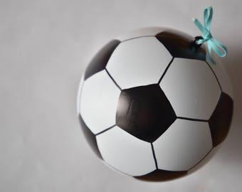 Soccer Ball Gender Reveal Baby Shower, Gender Reveal, Gender Reveal Ideas, Gender Reveal, Gender Reveal Ideas, Sports Gender Reveal, Gender