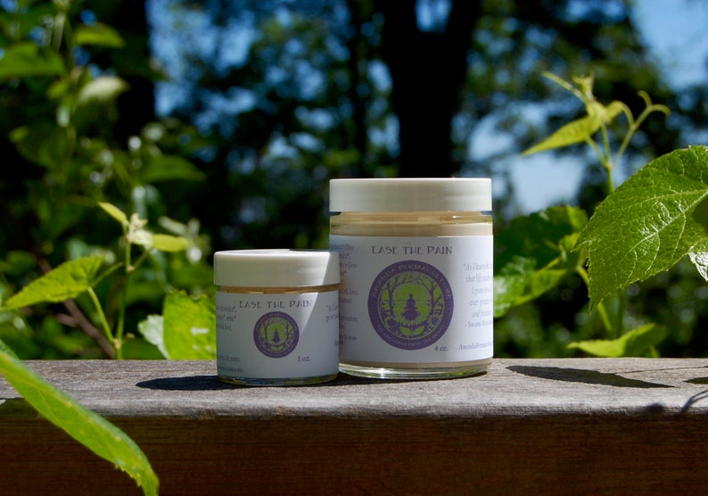 Ease The Pain  Natural Pain Relief Cream  Muscles Joints image 0