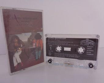 Zappa and Beefheart Bongo Fury Cassette Tape 461754989