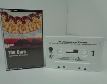 The Cure Japanese Whispers Cassette Tape