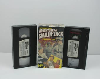 The Adventures of Smilin' Jack: Volume One (Chapters 1-6) (1943)
