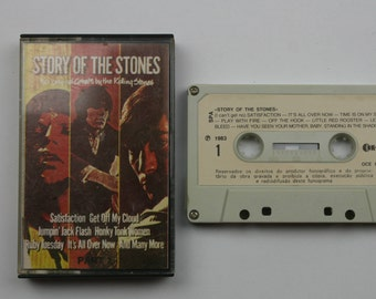 Story of the Stones Part 2 Cassette Tape