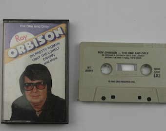 Ray Orbison the one and Only Cassette Tape