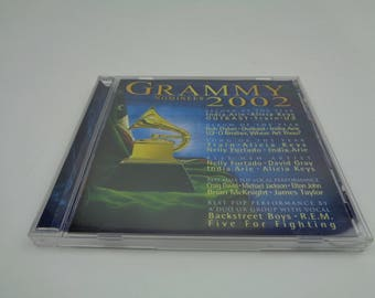 Grammy's Nominees 2002 CD