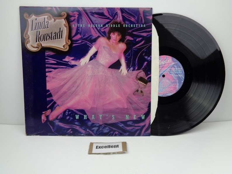 f61044aa3be Linda Ronstadt   The Nelson Riddle Orchestra What s