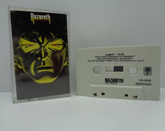 Nazareth Hot Tracks Cassette