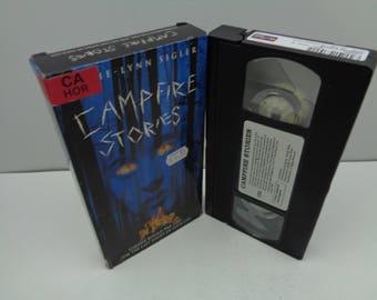 Campfire Stories VHS