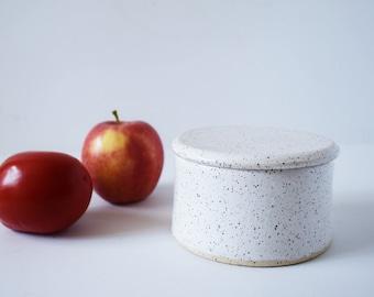 French butter keeper/ gift for him/ butter dish/ butter crock, 3/4 cup/ custom butter crock/ housewarming gift/ wedding gift