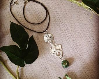 Fantastic Necklace: Dragon