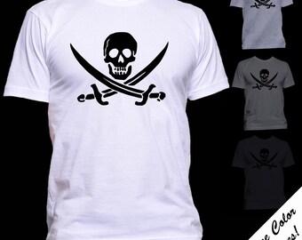 711fdbaa Jolly Roger Pirate T-shirt