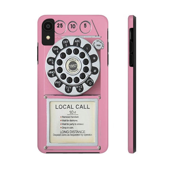 iphone xs case pink
