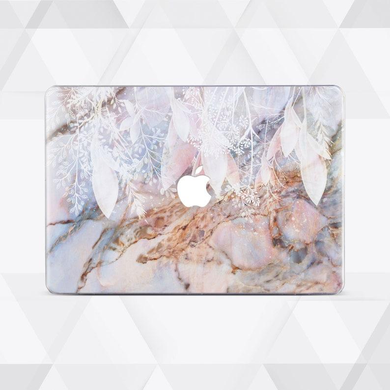 Macbook Pro 13 15 Smoke Plastic Case Macbook Air 11 13 Dark Marble Unique Sleeve