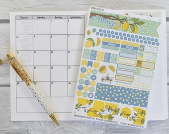 Annie Plans B6 Size Monthly Kit | You pick the month! 827L