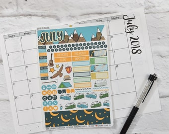 Annie Plans B6 Size Monthly Kit | You pick the month! 151L