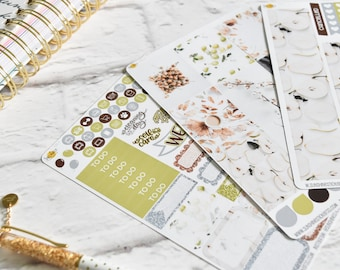 FALL CHIC half Kit | Made to fit any planner! 12L1-3
