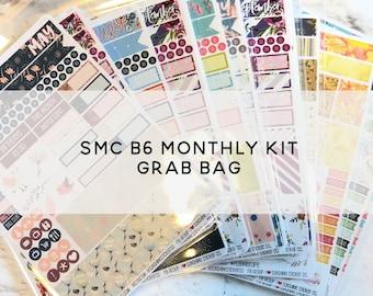 SMC B6 monthly kit Grab Bag