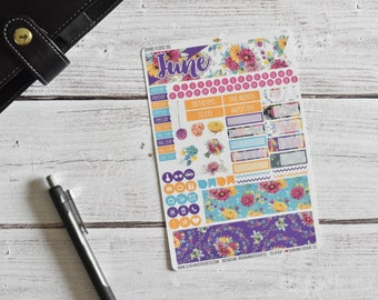 Annie Plans B6 Size Monthly Kit | You pick the month! 188L