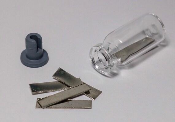 Nickel Metal 99 99% Pure Strips/Electrode Element 28 Ni Chemistry Sample