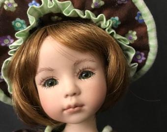 "11"" All Porcelain Little Darlin Doll"