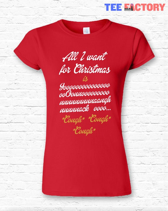 All I Want For Christmas Is You Lyrics.All I Want For Christmas Is You Funny Christmas Song T Shirt Tshirt Tee Shirt Gift Xmas Gift Gift For Bad Singer Lol Lyrics Mariah Tf 43