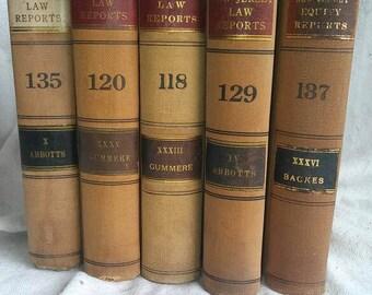 law books etsy