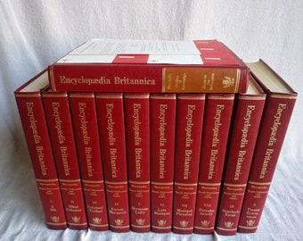 Britannica books set   Etsy