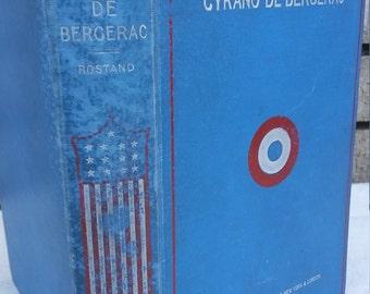 1898 Cyrano De Bergerac by edmond rostand
