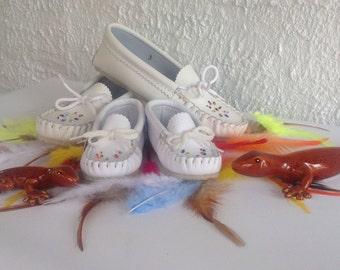 Children moccasins