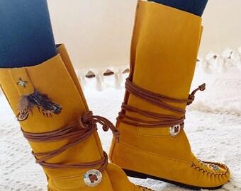 Authentik native boots
