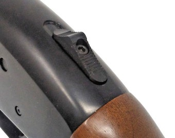 Enhanced Mossberg Safety for Mossberg 500/590 series shotguns Black