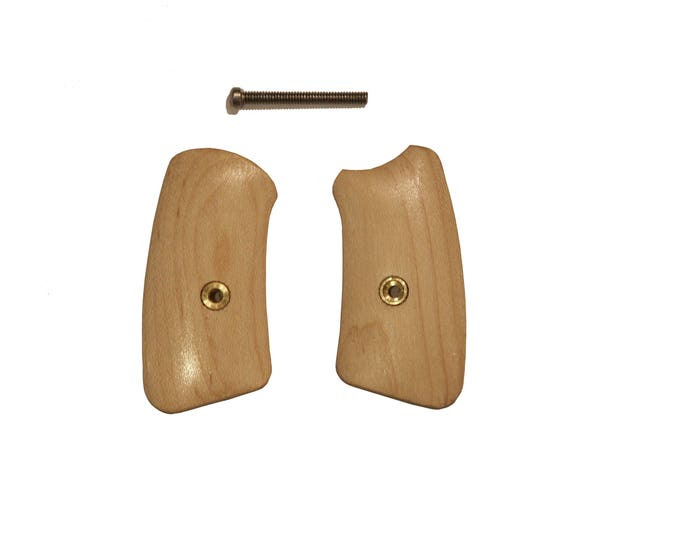 Ruger SP101 Maple Grip Inserts