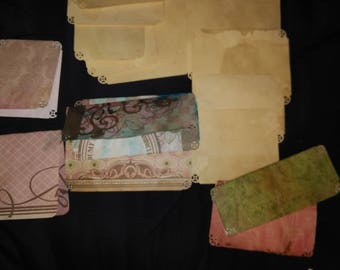Journal spots and fold outs