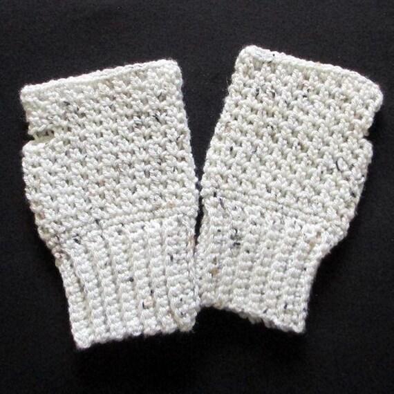 Guantes sin dedos muñeca calentadores guantes sin dedos de | Etsy