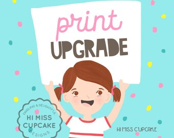 ADD-ON: Print Upgrade