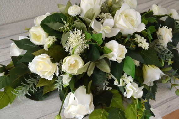 """OASIS DRY FOAM PLASTIC BACKED TABLE CENTRES 8/""""10/""""12/"""".FLORAL FLORISTRY WEDDINGS"""