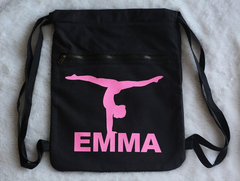 8bc628f9a931 Gymnast Bag Gymnastics Bag Gymnastics Backpack Sport Bag