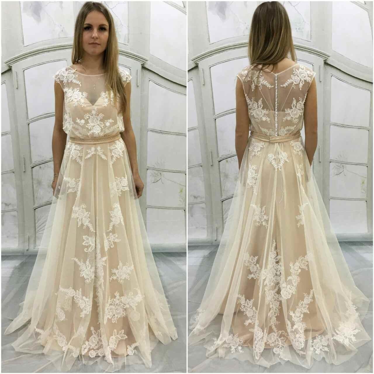 Berühmt Vintage Inspirierte Kleider Plus Size Hochzeit Fotos ...