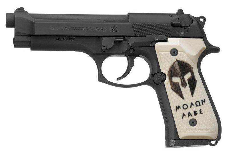 Molo labe Custom Beretta 92 96 M9 Grips