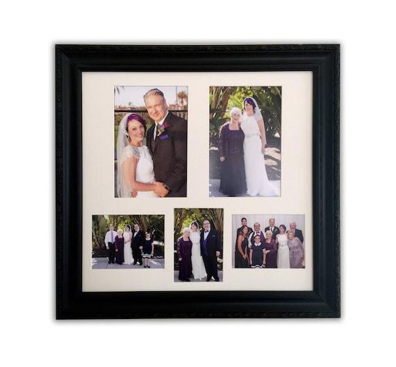 Wedding Photo Frames Family Photo Frames Wall Frames Wall Etsy