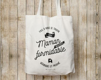 Tote Bag - for a great MOM