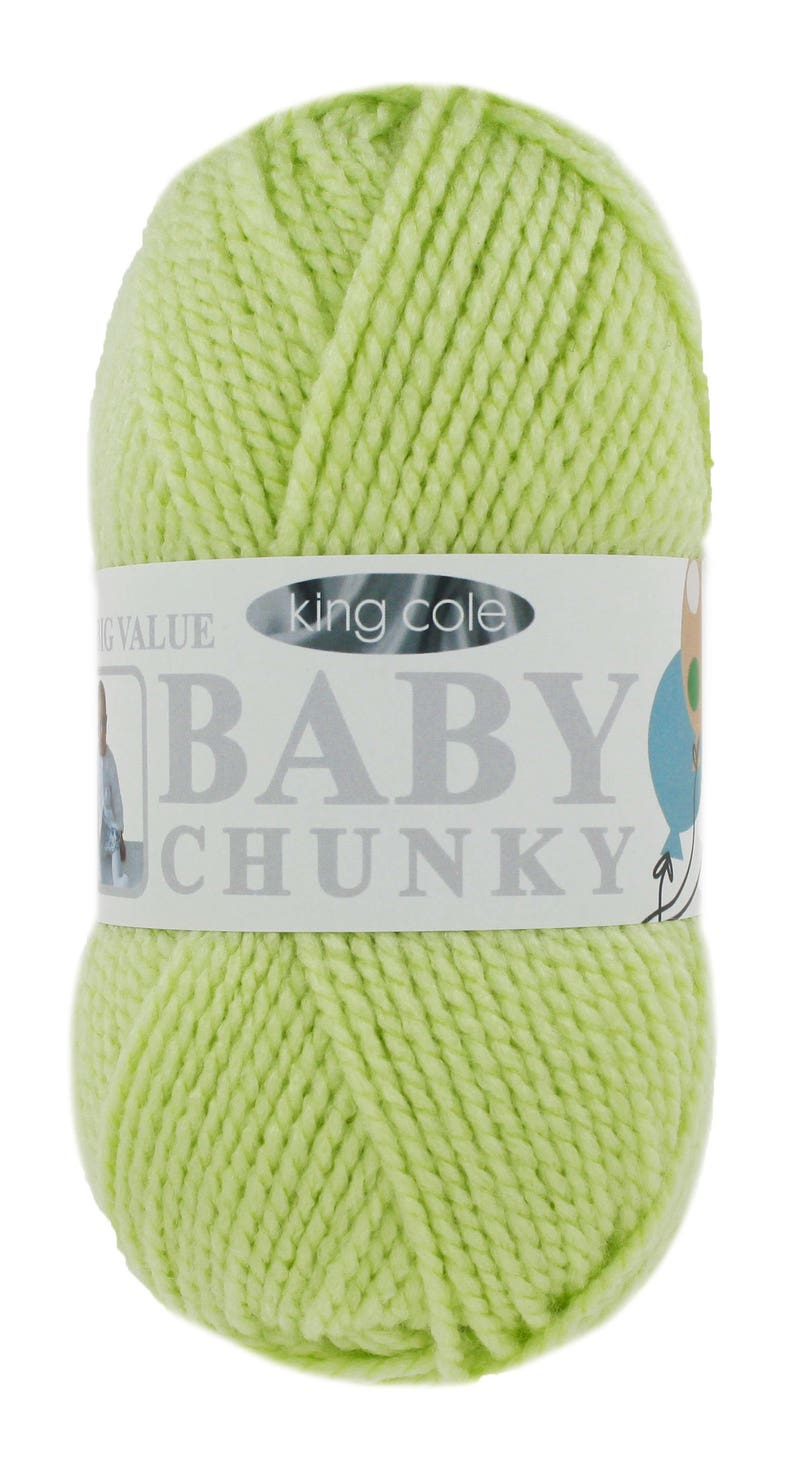 2512 Soft Pink Big Value Baby Chunky