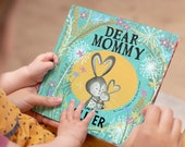 Personalised Dear Mummy Book   Birthday Gift for Mom   Gifts for Mom   Gifts From the Kids   Personalized Story   Dear Mommy