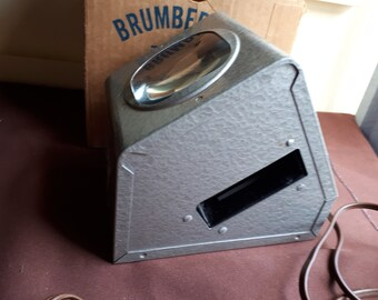 Old Monocle Slide viewer 14 cards paintings Viewer in Box Film viewer Old 3D photo viewer Portable Diaskop Mono viewer